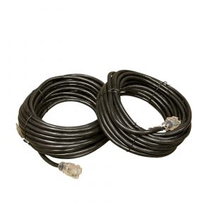 #12 SJT Extension Cord SINGLE, LIGHTED END