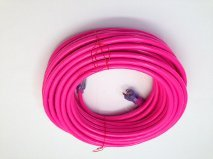 Neon Pink 100 wt bac